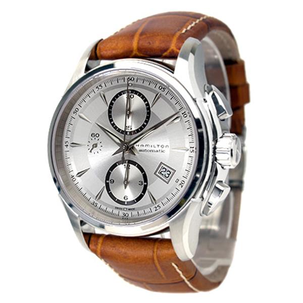取寄品 HAMILTON自動巻き腕時計 機械式 ハミルトン H32616553 JAZZMASTER AUTO CHRONO メンズ腕時計 送料無料