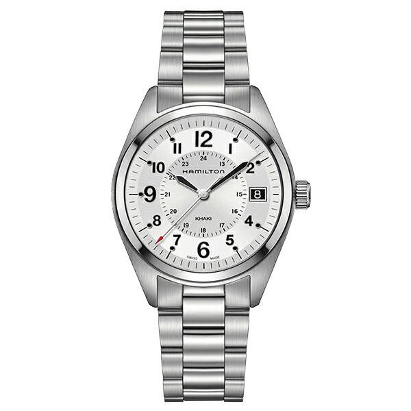 取寄品 HAMILTON腕時計 ハミルトン H68551153 KHAKI FIELD QUARTZ メンズ腕時計 送料無料
