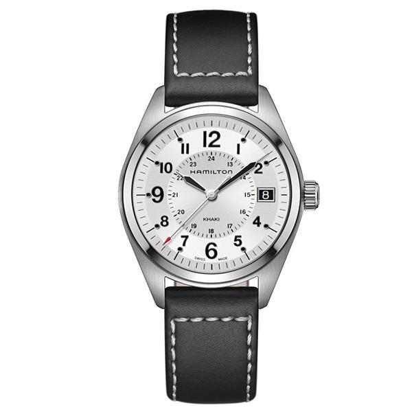 取寄品 HAMILTON腕時計 ハミルトン H68551753 KHAKI FIELD QUARTZ メンズ腕時計 auktn 送料無料