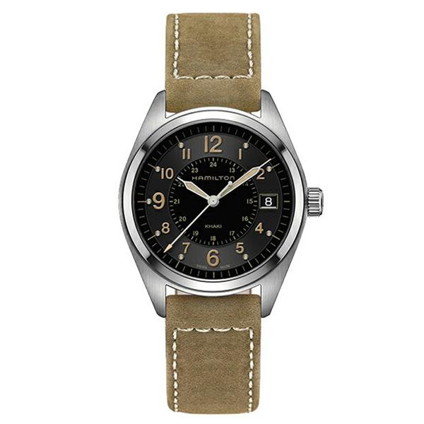 取寄品 HAMILTON腕時計 ハミルトン H68551833 KHAKI FIELD QUARTZ メンズ腕時計 送料無料