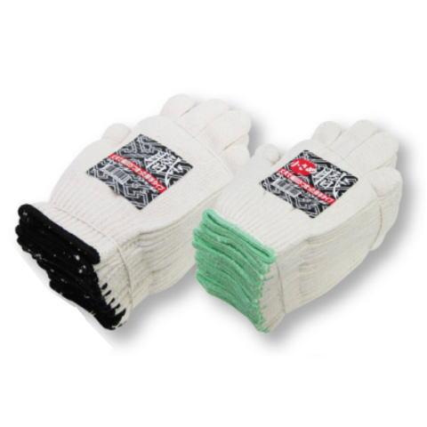 職 軍手(60ダース) 綿混糸2本編 プロ用8ゲージ綿混軍手 小さめサイズ(女性用)対応 ミタニコーポレーション