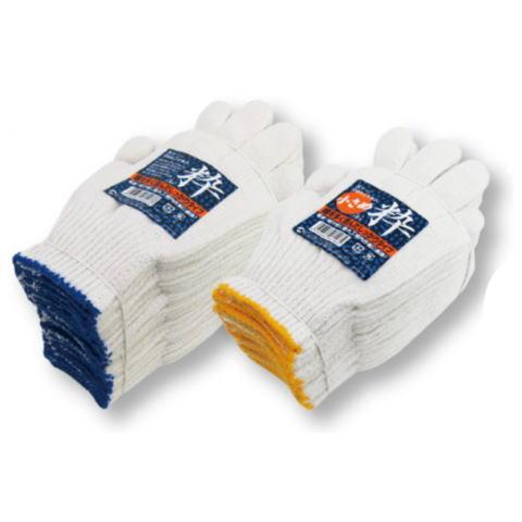 粋 軍手(60ダース) 8ゲージ特綿糸2本編 吸油と吸汗性に優れた綿を多く含んだ軍手です。 小さめサイズ(女性用)対応 ミタニコーポレーション