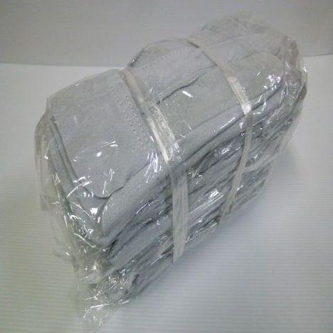 No 6000 床皮背縫(120双) 価格と品質を両立させた床皮背縫手袋です。 富士グローブ