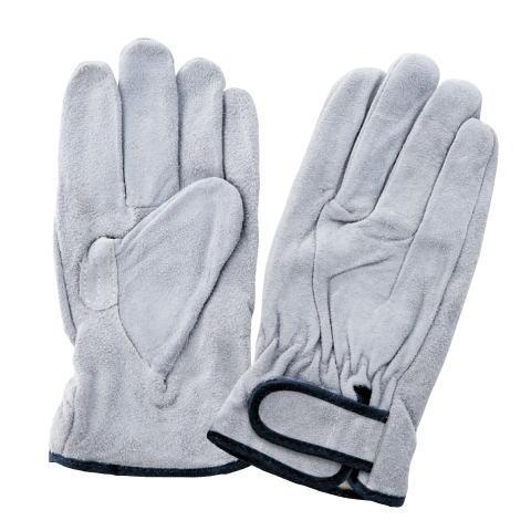 EX 333 床皮内綿マジック付手袋(10双) 富士グローブ