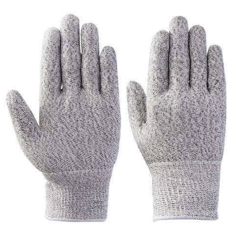 BD 505 ノンカットグリップディッピング加工なし(120双) ガラスや刃物などの切裂きに強い下履き手袋 プリカチューブ電線管のカット プリカナイフ作業 耐切創保護手袋 ヨーロッパCE規格(EN388) レベル5 防刃手袋 防護手袋 富士グローブ