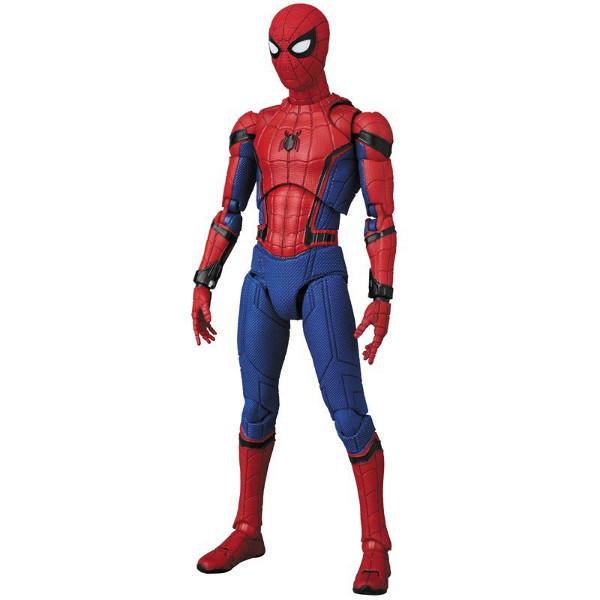 【キャッシュレス5%還元対象店】マフェックス No.103 MAFEX SPIDER-MAN(HOMECOMMING Ver.1.5) スパイダーマン 可動フィギュア【メディコム・トイ 2020年1月予約】