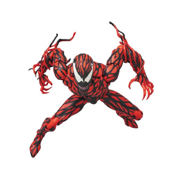 MAFEX(マフェックス) CARNAGE COMIC Ver. アクションフィギュア 【メディコム・トイ 2020年7月予約】