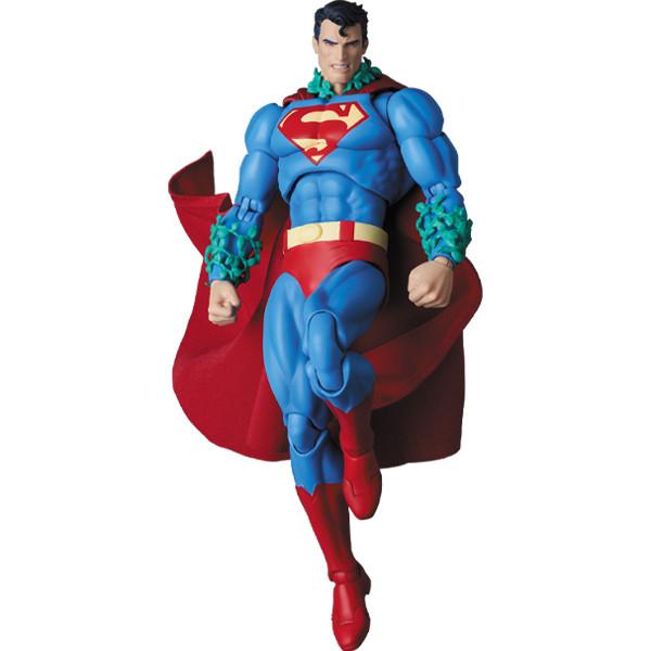 MAFEX(マフェックス) SUPERMAN HUSH Ver. アクションフィギュア 【メディコム・トイ 2020年7月予約】