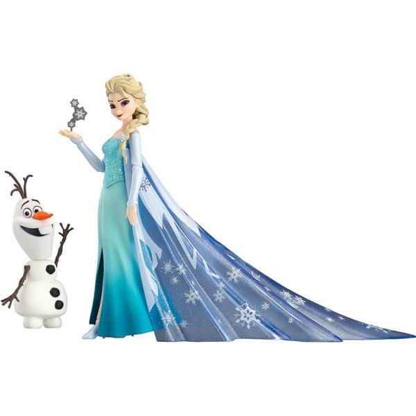 再販 figma アナと雪の女王 エルサ 【グッドスマイルカンパニー 2020年7月予約】