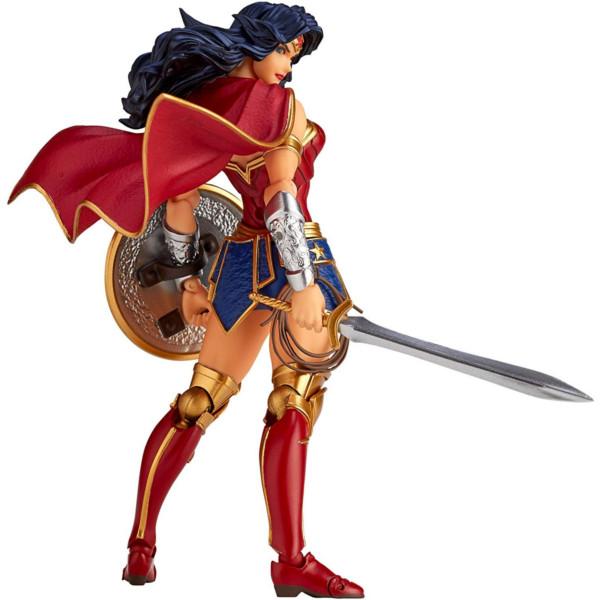 【キャッシュレス5%還元対象店】figurecomplex AMAZING YAMAGUCHI Wonder Woman(ワンダーウーマン) アクションフィギュア 【海洋堂 2020年5月予約】