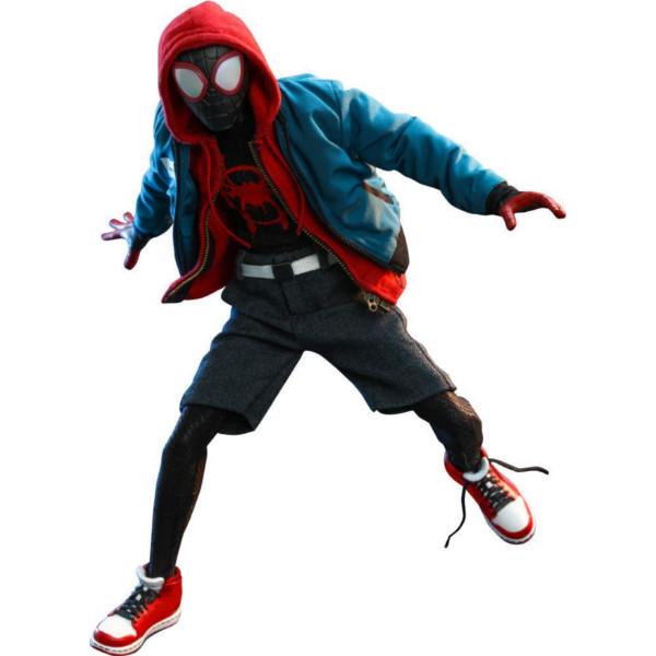 【代引き不可】スパイダーマン:スパイダーバース マイルス・モラレス/スパイダーマン 1/6スケールフィギュア 【ホットトイズ 2021年9月予約】