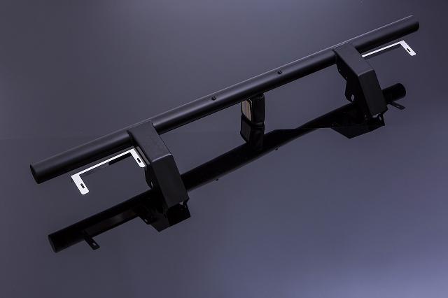 【早い者勝ち!5個限定割引!!】ジムニー Jimny JA11 ja11 バンパー SJ JA・SJ系 フロントバンパー Type5 スチール製 パーツ カスタム 改造 オフロード SMZ シートメタルジップ A1020