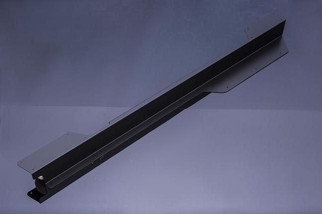 [ジムニー][JA11][SJ]JA・SJ系 ハードカットサイドシルガード 高張力鋼板製[SMZ][シートメタルジップ]A3016