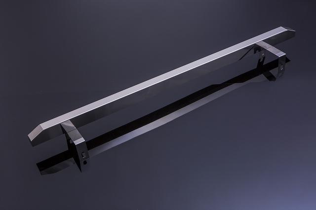 ジムニー Jimny JA11 バンパー パーツ SJ JA・SJ系 リアバンパー Type5 ステンレス鏡面製[SMZ][シートメタルジップ]A4017