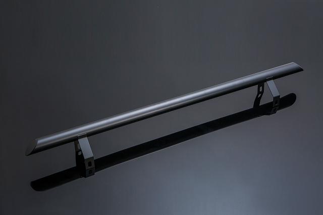 ジムニー Jimny ja11 バンパー パーツ [SJ]JA・SJ系 リアバンパー JA11 Type6 高張力鋼板製 黒塗装済みバンパーパーツ [SMZ][シートメタルジップ]A4018