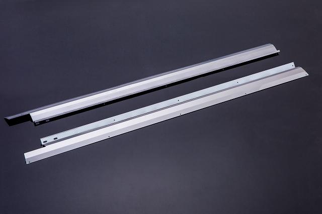 ジムニー JB64/74 サイドシルガード ステンレス製(SUS304)C3012