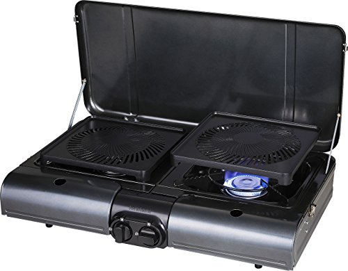 イワタニ 年中無休 テーブルトップ型BBQグリル 未使用品 フラットツイングリル CB-TBG-1