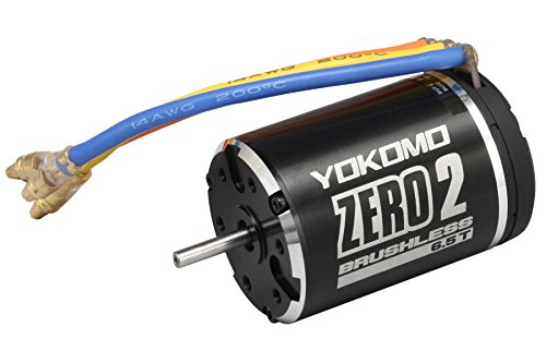 ヨコモ 2020春夏新作 ZERO ブラシレス モーター センサータイプ 6.5T ブラック 本物 YM-BL65B