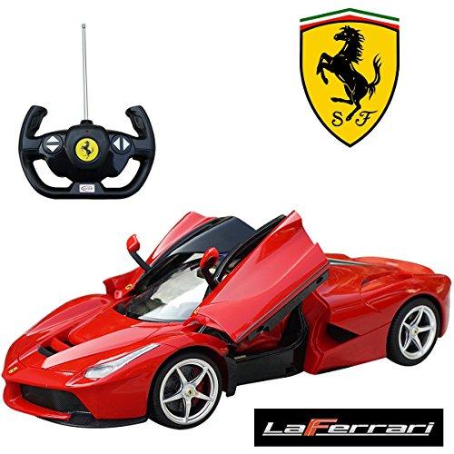 ラ フェラーリ La Ferrari 1 14 レッド 送料無料新品 ラジコン 品 ミニカー 国内送料無料 RC