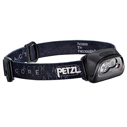 PETZL ペツル ACTIK CORE アクティック コア E99AB お買い得品 350ルーメン ブラック 並行輸入品