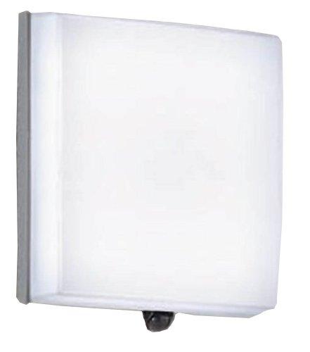 DAIKO 高級な アウトドアライト LED13W 本日の目玉 昼光色 人感センサー搭載 DXL-81089B