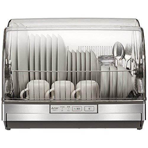 三菱 食器乾燥器 ステンレスグレーMITSUBISHI 特価品コーナー☆ キッチンドライヤー 数量は多 TK-ST11-H