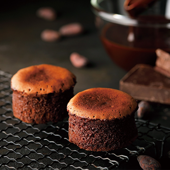 蒸し焼きショコラ 4個入 オンラインショップ 洋菓子 スイーツ 半額 スナッフルス デザート チョコレート ショコラ