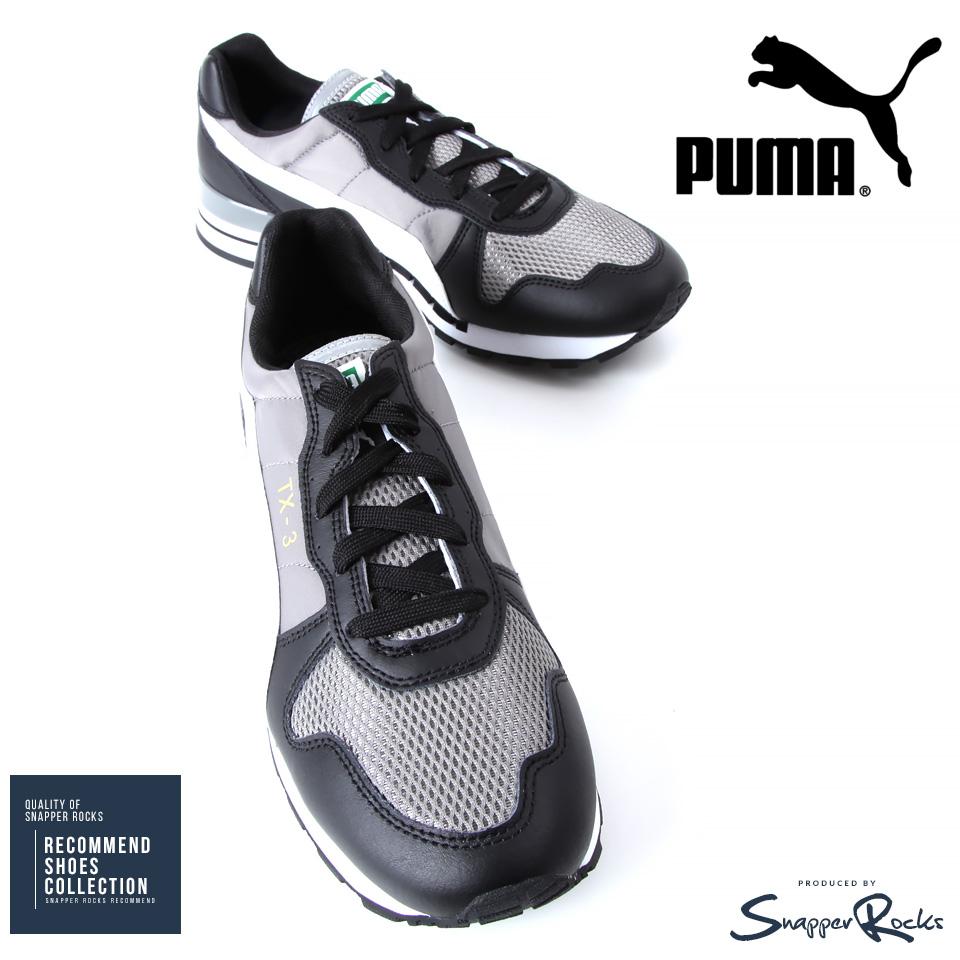 【クーポン使用不可】【送料無料】◆PUMA TX-3 UP◆スニーカー メンズ シューズ プーマ 靴 ローカット カジュアル ブランド 春夏 メンズファッション
