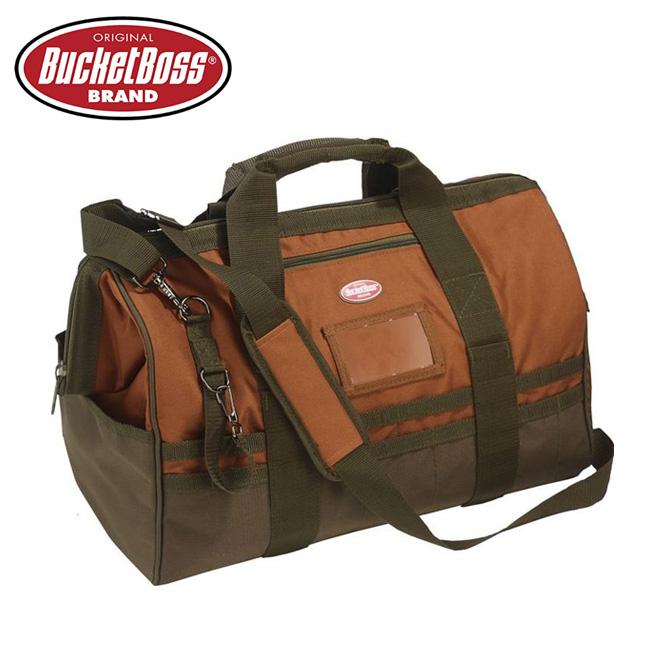 BucketBoss バケットボス Gatemouth 20 ゲイトマウス 60020 【アウトドア/工具入れ/道具入れ/収納バッグ】
