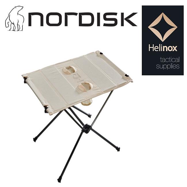 NORDISK ノルディスク Nordisk X Helinox Table 149013 【ヘリノックス/コラボ/テーブル/机/アウトドア/キャンプ】