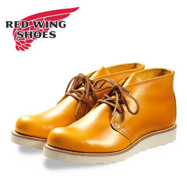 【靴】 RED WING レッドウイング Irish Setter Chukka(Gold Russet Sequoia) アイリッシュセッター・チャッカ(ゴールドラセット セコイア) 9853 【ブーツ/靴/アウトドア/おしゃれ】