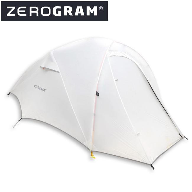 ZEROGRAM ゼログラム PCT UL2 MF 【テント/日よけ/アウトドア/キャンプ】