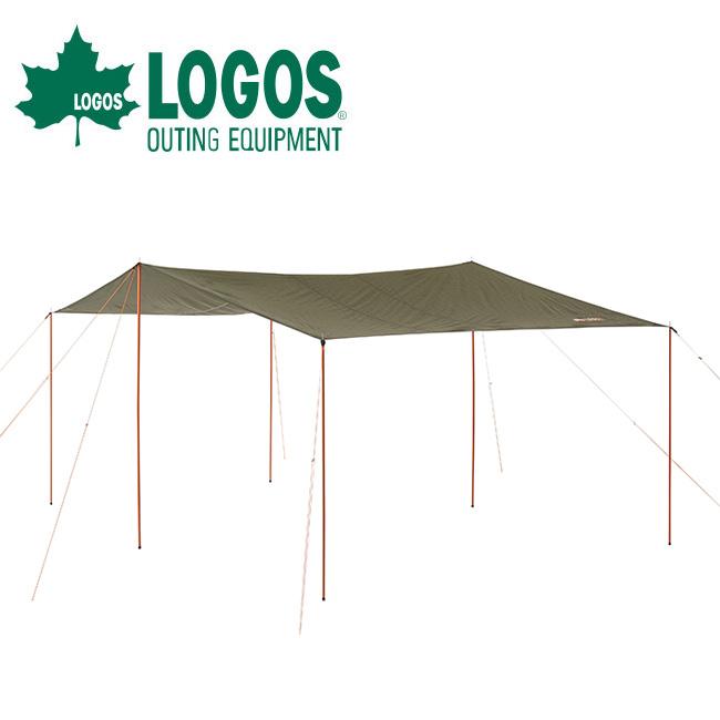 LOGOS ロゴス neos LCドームFitレクタタープ 5036-AI 71805054 【タープ/日よけ/アウトドア/キャンプ】