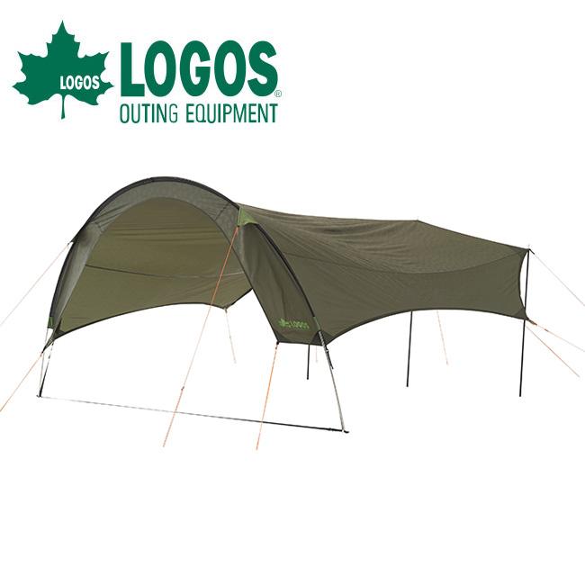LOGOS ロゴス neos AKUBIタープ-AI 71805058 【タープ/日よけ/アウトドア/キャンプ】