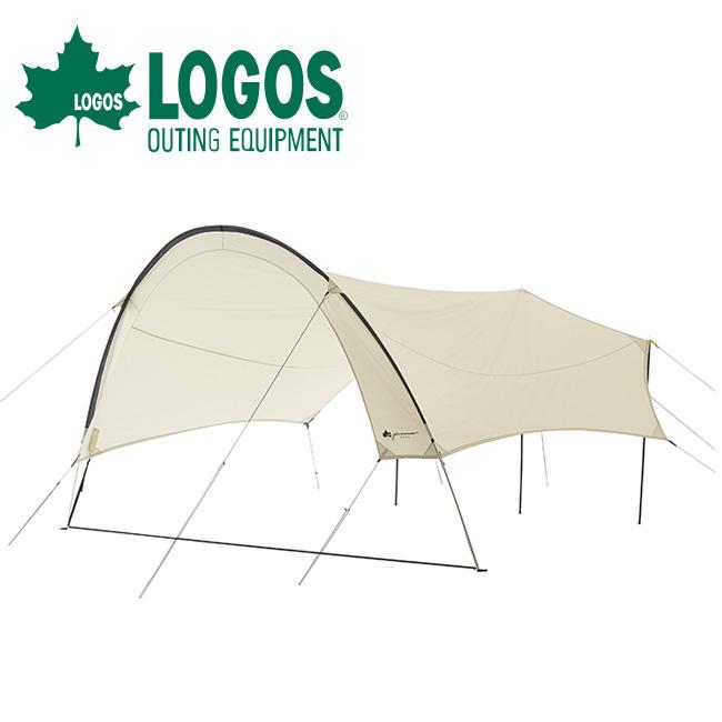LOGOS ロゴス グランベーシック AKUBIタープ-AI 71805540 【タープ/日よけ/アウトドア/キャンプ】
