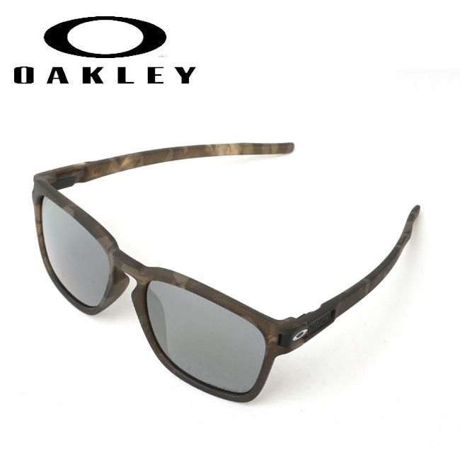 OAKLEY オークリー Latch Square (Asia Fit) OO9358-1755 【日本正規品/サングラス/アジアンフィット/海/アウトドア/キャンプ/フェス/PRIZM/偏光レンズ】
