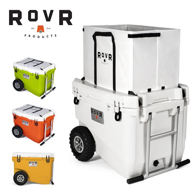 【スマホエントリでP10倍確定!12日 10時~】RovR ローバー ROLLR 60QT 【アウトドア/キャンプ/イベント/クーラーボックス/保冷/キャリーワゴン/チェア】