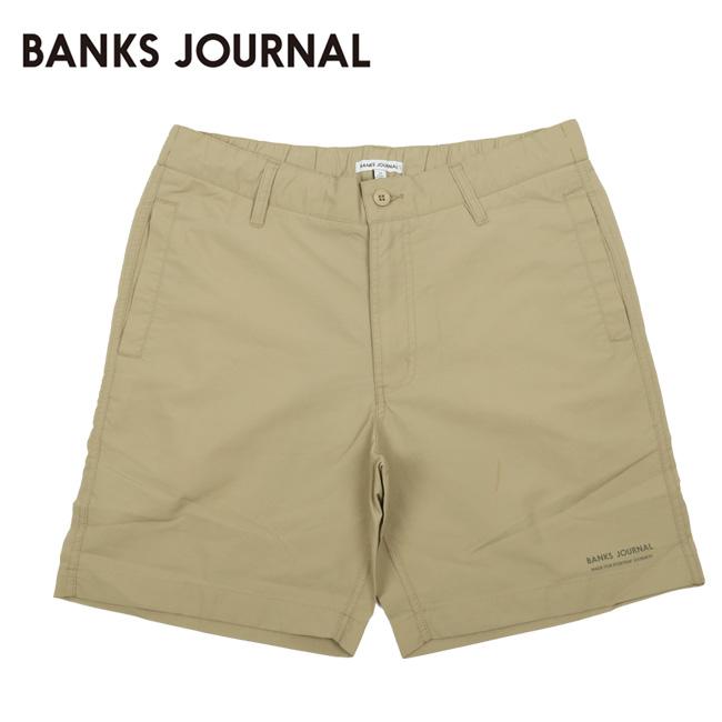 【エントリーで更にP10倍!2020年1月1日0時~】BANKS JOURNAL バンクスジャーナル DISTRIBUTE WS0119 【パンツ/半ズボン/アウトドア】