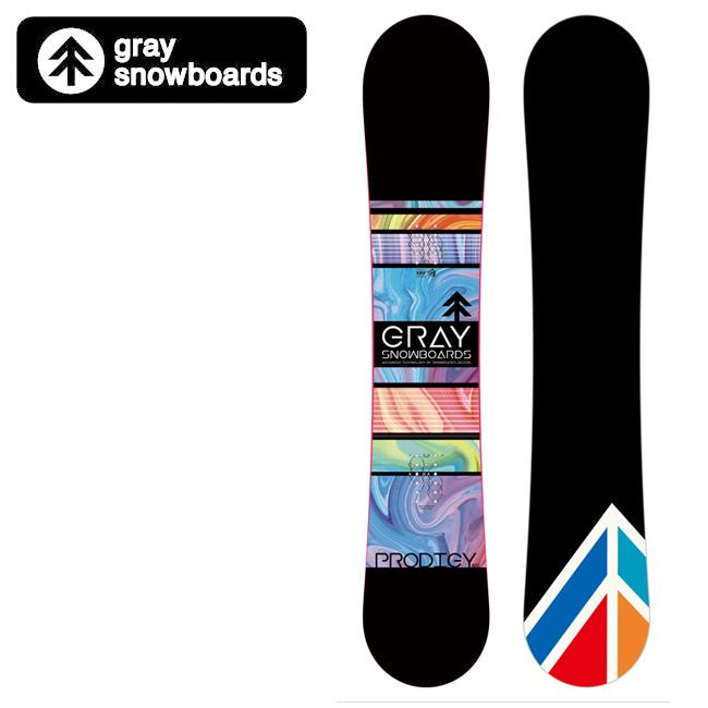 【スマホエントリで+P10倍!31日09:59迄】2020 GRAY SNOWBOARDS グレイ スノーボード PRODIGY プロディジー 【2020/日本正規品/スノー】
