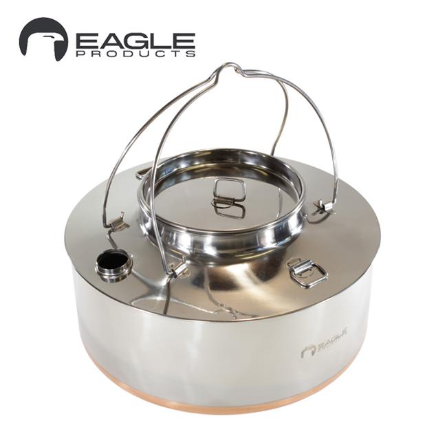 EAGLE Products イーグルプロダクツ Campfire Kettle キャンプファイヤーケトル 4.0L 【ケトル/やかん/アウトドア/キャンプ/BBQ】