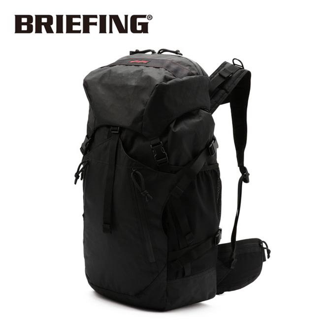 BRIEFING ブリーフィング VERSATILE PACK XP バーサタイルパック BLACK BRM191P42 【リュック/バックパック/アウトドア】