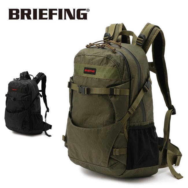 【スマホエントリでP10倍確定!12日 10時~】BRIEFING ブリーフィング VERSATILE PACK M XP ヴァーサタイルパック BRM193P09 【アウトドア/キャンプ/ハイキング/リュック】