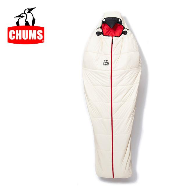 【スマホエントリで+P10倍!31日09:59迄】CHUMS チャムス Booby Sleeping Bag Synth ブービースリーピングバッグシンス CH09-1144 【アウトドア/キャンプ/寝袋/シュラフ/車中泊】