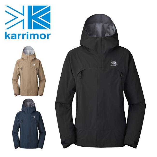 Karrimor カリマー summit stretch jkt サミットストレッチジャケット 【アウター/ストレッチ/防水透湿/アウトドア】