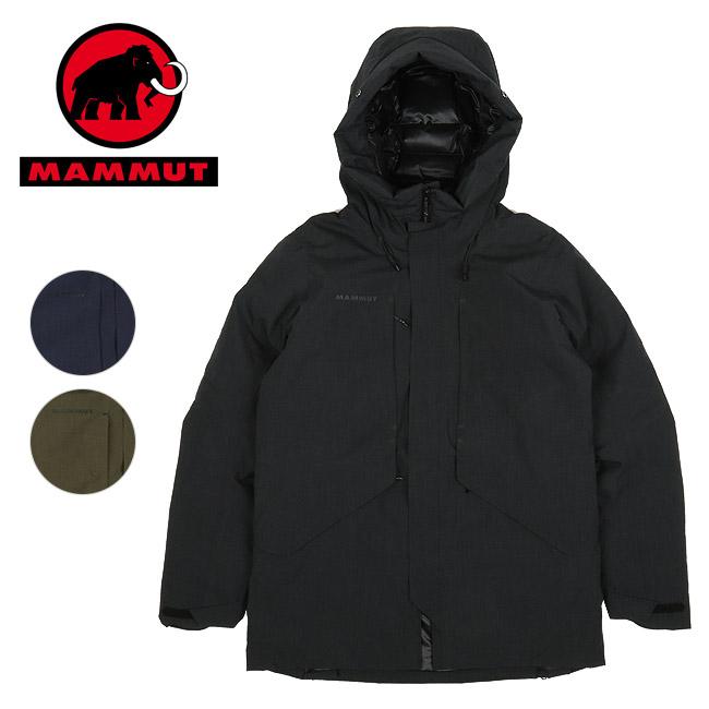 【スマホエントリでP10倍確定!12日 10時~】MAMMUT マムート Seon HS Thermo Hooded Coat Men セオン サーモフーデッドコート 1010-26721 【服/アウター/フード/メンズ/アウトドア/ハイキング/アジアンフィット】