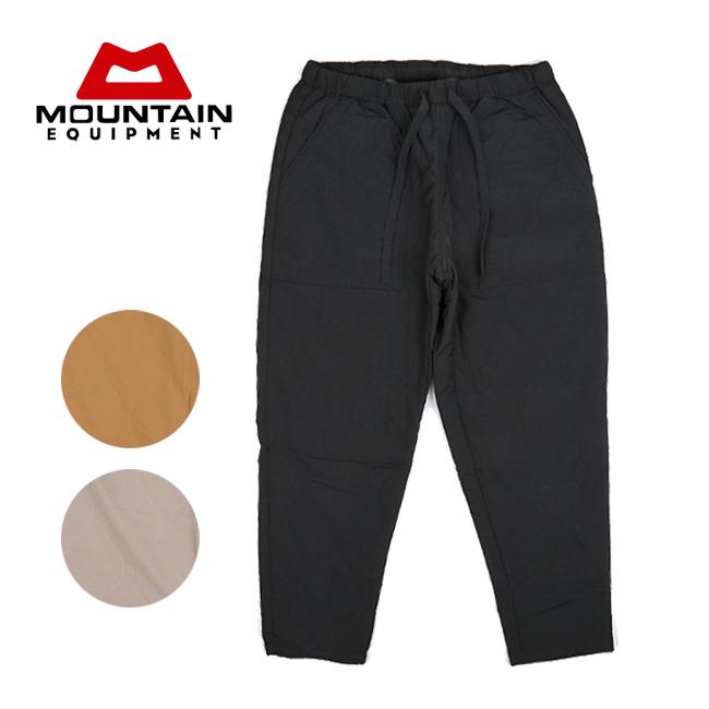 MOUNTAIN EQUIPMENT マウンテンイクイップメント QUILTED FATIGUE PANTS キルテッドファティーグパンツ 425465 【パンツ/メンズ/アウトドア/レジャー】
