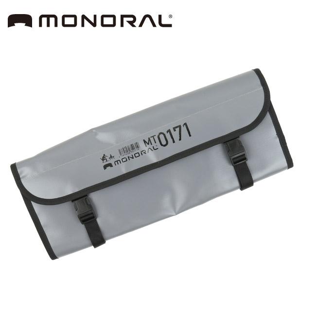 MONORAL モノラル Fire Tool Wrap S 焚き火ツールラップ MT-0171 【焚き火台/ワイヤフレーム/収納/ケース/アウトドア/キャンプ】