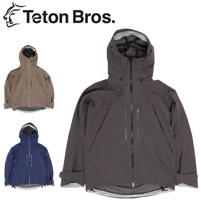 Teton Bros ティートンブロス TB Jacket ティービージャケット 193-010 【アウトドア/登山/トレッキング】