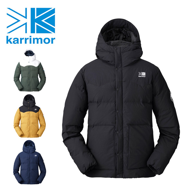 Karrimor カリマー eday down parka イーデイダウンパーカー 【アウター/ジャケット/メンズ/アウトドア】