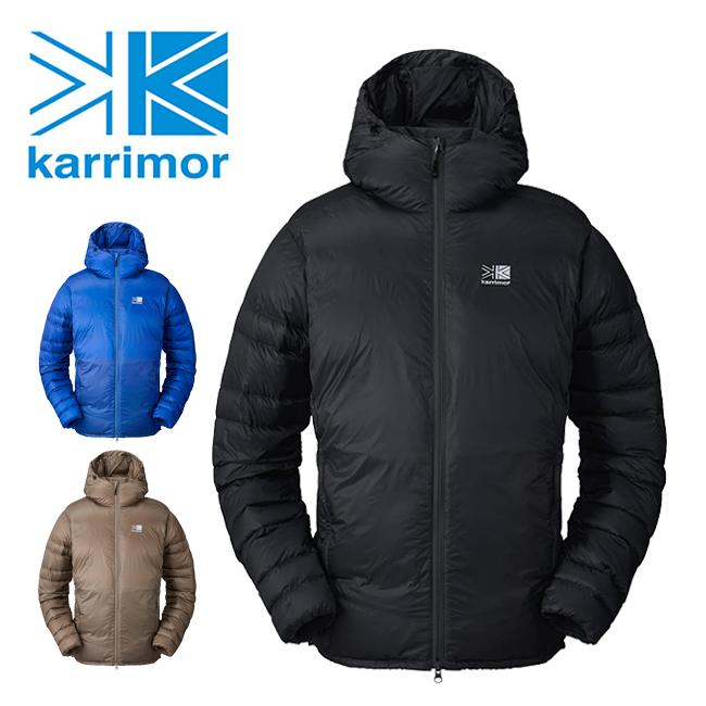Karrimor カリマー featherlite down parka 2 フェザーライトダウンパーカー 【アウター/ジャケット/メンズ/アウトドア】